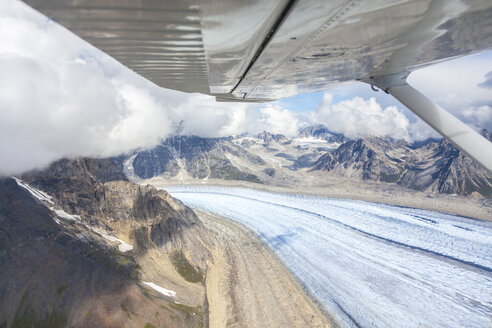 USA, Alaska, Ruth Glacier - MMAF00282