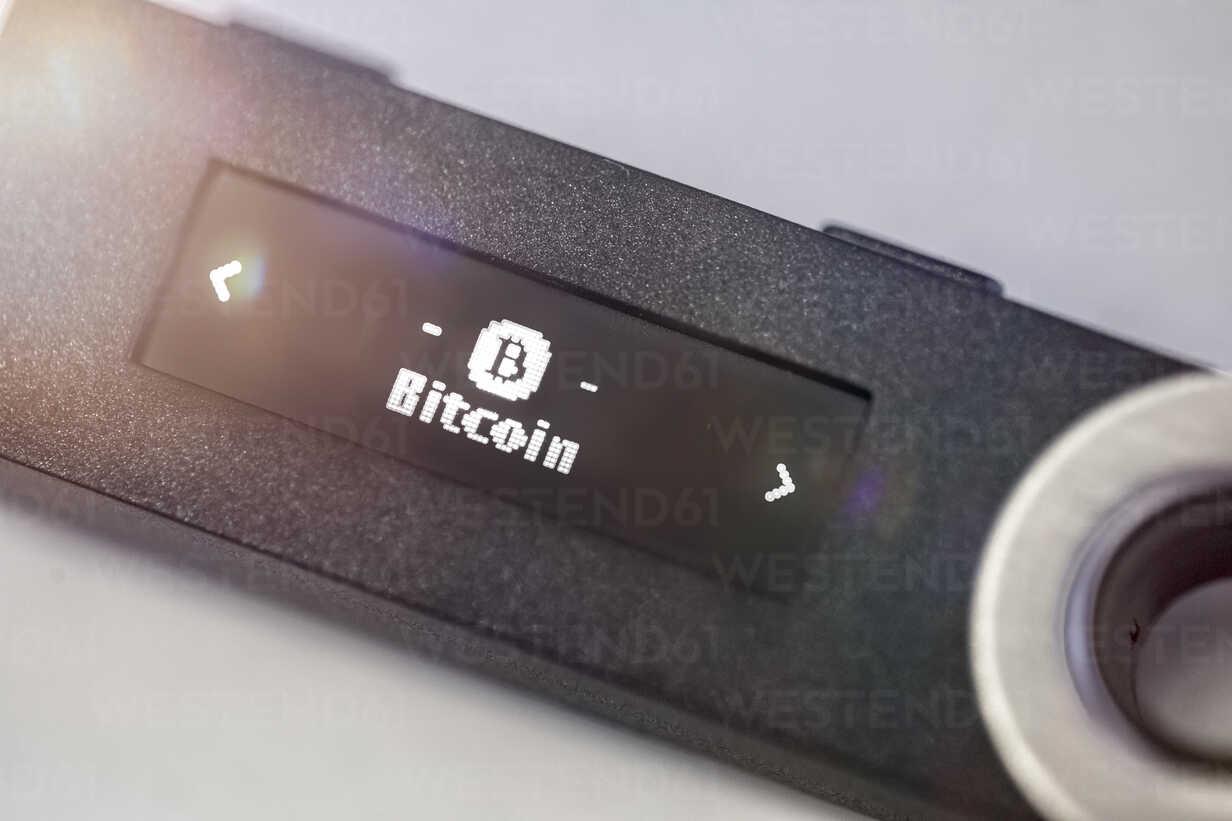 bitcoin wallet usb stick bitcoin prekybos reikšmė