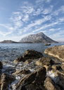 Greece, Kalymnos, coastal landscape - ALRF00916