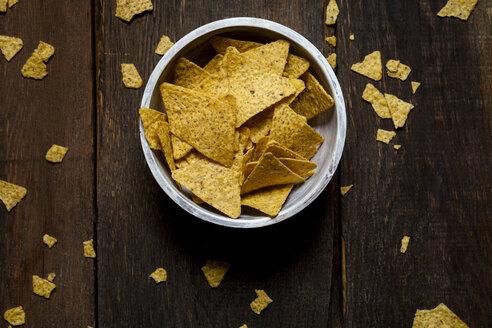 Nacho chips in a bowl - SBDF03467