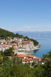 Croatia, Istria, Adria, Kvarner Gulf, Moscenicka Draga - WWF04194