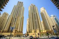 United Arab Emirates, Dubai, Cityscape - ZEF15007