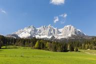 Austria, Tyrol, Going am Wilden Kaiser, Wilder Kaiser, Kaiser Mountains - FOF09844