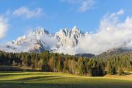 Austria, Tyrol, Going am Wilden Kaiser, Wilder Kaiser, Kaiser Mountains - FOF09847