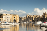 Malta, Valletta, Harbour - FCF01352