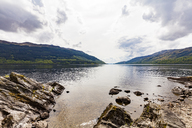 United Kingdom, Scotland, Luss, Loch Lomond and The Trossachs National Park, Loch Lomond - WDF04446