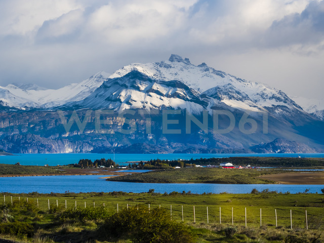 Argentina, Patagonia, El Calafate, Santa Cruz Province, Puerto Bandera, Lago Argentino - AMF05665