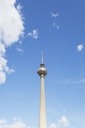 Germany, Berlin, television tower - GWF05455