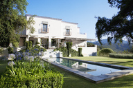 Luxury lap pool and villa - CAIF00642