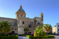 Italy, Sicily, Palermo, Palermo Cathedral - LBF01823