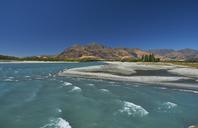 New Zealand, South Island, Lake Wanaka - MRF01774