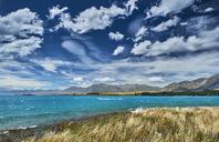 New Zealand, South Island, Lake Tekapo - MRF01786