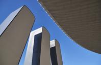 Portugal, Lisbon, Parque das Nacoes, modern architecture - MRF01837