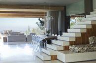 Staircase in modern house - CAIF02756