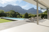 Luxury swimming pool with mountain view - CAIF03698