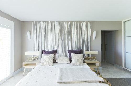 Modern bedroom - CAIF03701