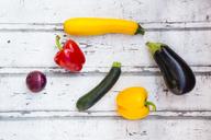 Mediterranean oven vegetables - LVF06759