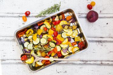 Mediterranean oven vegetables - LVF06762