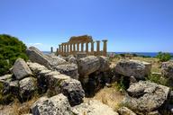 Italy, Sicily, Province of Trapani, Selinunt, Temple E, Temple of Hera - LB01836