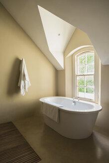 Home showcase soaking tub in bathroom - HOXF00443