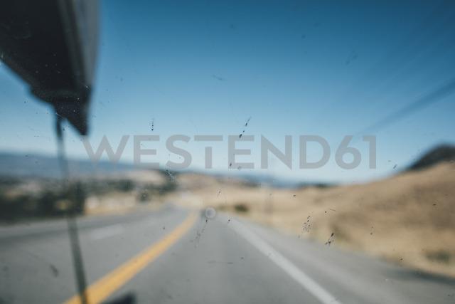 Canada, British Columbia, Chilliwack, windscreen - GUSF00312