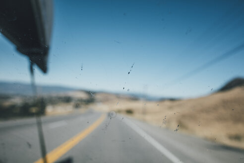 Canada, British Columbia, Chilliwack, windscreen - GUSF00312