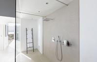 Modern minimalist luxury home showcase interior bathroom shower - HOXF02116