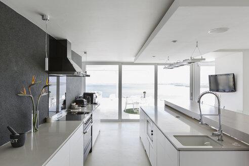 Modern luxury home showcase interior kitchen - HOXF02128