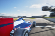 Formula one race car on sports track - CAIF06398