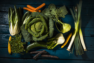 Various sorts of vegetables - MAEF12542