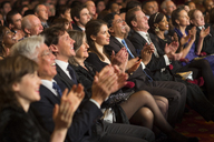 Clapping theater audience - CAIF08129