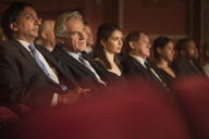 Serious theater audience - CAIF08276