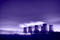 United Kingdom, England, North Yorkshire, Eggborough Power Station - SMAF00966