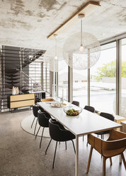 Modern dining room - CAIF17872