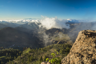 Spain, Canary Islands, Gran Canaria, view from Roque Nublo - STCF00397
