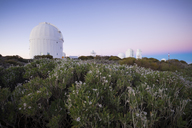 Spain, Canary Islands, Tenerife, Teide observatory - STCF00454