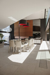 Dining room in modern house - CAIF19013
