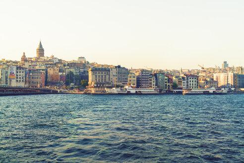 Turkey, Istanbul, Beyoglu, Golden Horn - TAMF00968