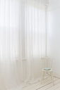 Sheer curtains in modern room - CAIF19244