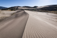 Scenic view of sand dunes - CAVF15137