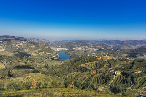 Portugal, Douro Valley with Douro river - THAF02147