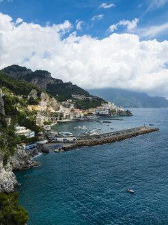 Italy, Campania, Amalfi Coast, Sorrento Peninsula, Amalfi - AMF05679