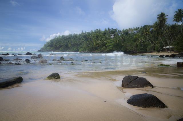 Sri Lanka, Mirissa, beach - STCF00505