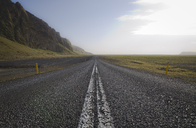 Iceland, South of Iceland, empty ring road - STCF00520