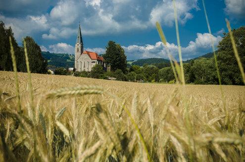 Austria, St. Oswald, St. Oswald's Church - STCF00553
