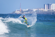 Spain, Tenerife, young surfer - SIPF01944