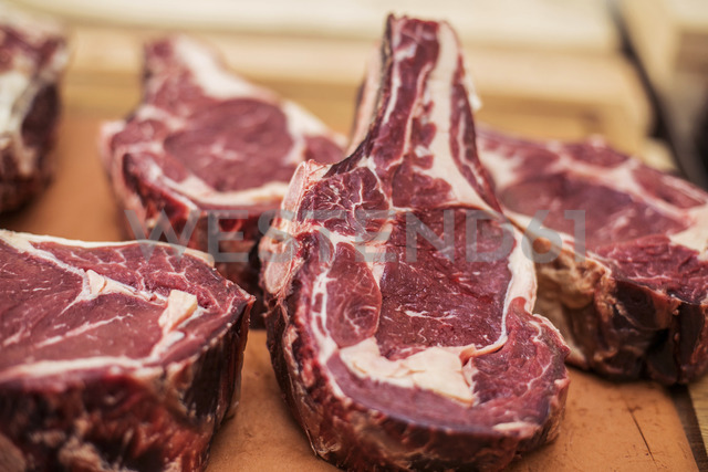 Raw meat in kitchen - KVF00115