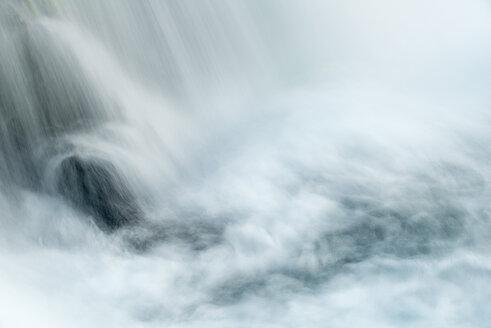 Switzerland, Schaffhausen, Rheinfall, waterfall - SHF02013