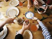 People eating breakfast at table - FOLF00514
