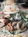 Italian meat on cutting board - FOLF00532